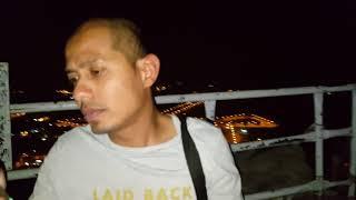Hajah Fauziah Latiff Di Dalam Gua Hira' Jabal Nur Mekah