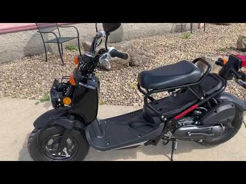 2020 Honda Ruckus in Belle Plaine, Minnesota - Video 1