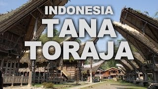 preview picture of video 'Tana Toraja: Unique Culture and Stunning Scenery'