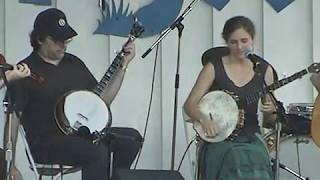 "Sparrow Quartet with Bela Fleck ""Song of the Traveling Daughter"" 7/15/06 Grey Fox"