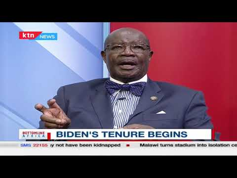 Biden's tenure begins | Bottomline African