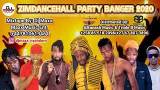 Zimdancehall Party Banger (2020) | Mixtape By Dj Maxx | Maxx Music Ent.