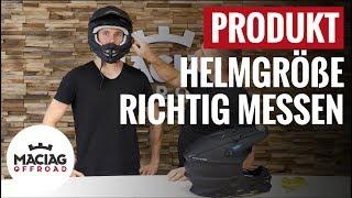 Motocrosshelm kaufen: Welche Größe am besten passt