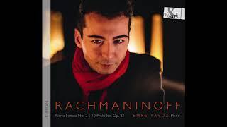 Rachmaninoff Prelude Op. 23 No. 5 in g minor - Emre Yavuz