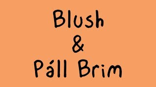 Buried In The Record Shop - Episode Three - Record Shop Session With Blush & Páll Brim