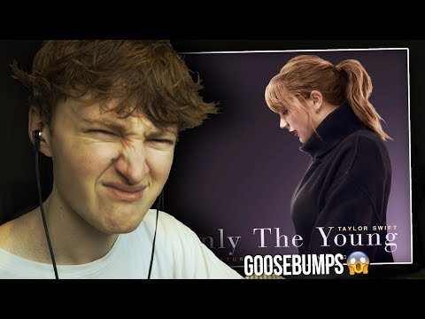 GOOSEBUMPS! (Taylor Swift - Only The Young (Featured in Miss Americana) | Reaction/Review)
