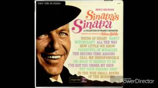 Frank Sinatra - (how little it matters) How little we know