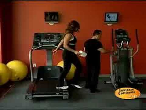 Tony's Definition Fitness TV Spot