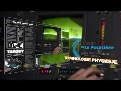 DEC | Technologie du génie physique