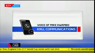 Mike Kwambo-KRU on the current state of Kenya rugby circuit: Scoreline