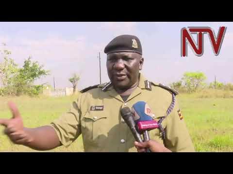 OBUNKENKE  : Amagye ne poliisi binywezeddwa lwa nkaayana mu Bamadi n'Abacholi
