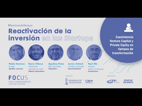 Coexistencia Venture Capital y Private Equity en tiempos de transformación[;;;][;;;]