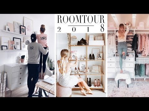 XXL ROOMTOUR 2.0 - Unsere NEUE Wohnung | AnaJohnson