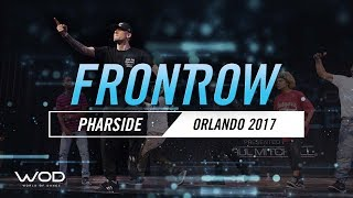Pharside | FrontRow | World of Dance Orlando 2017 | #WODFL17