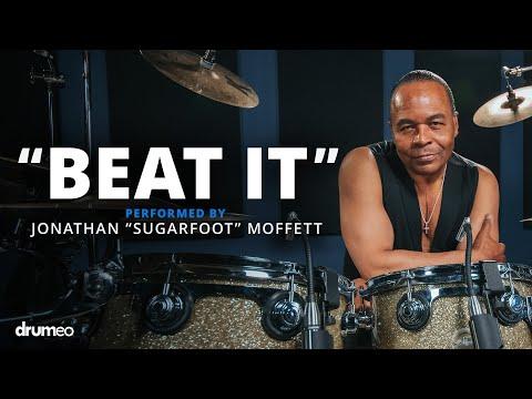 Michael Jackson's Drummer Jonathan Moffett Performs