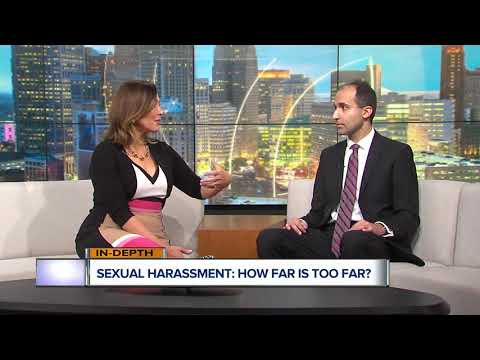 What is considered sexual harassment?