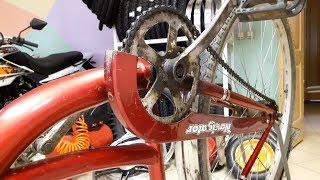 Каретка No problem! Ремонт,замена на картридж с промышленными подшипниками велосипед Stels