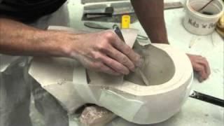 Justin Bieber - Making of his Madame Tussauds wax figure