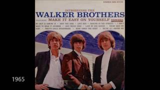 "The Walker Brothers - ""Make It Easy on Yourself"" - Original Stereo LP - HQ"