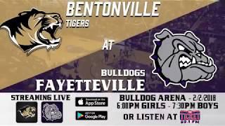 Tigers vs. Purple Dogs Round 2! #TigerUp!