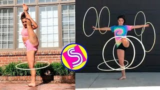Top Hula Hoop Dance Challenge Musically Compilation | People Are Awesome