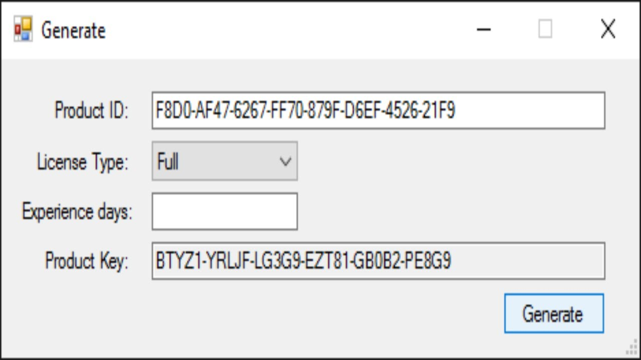 Windows Forms: How to Create a License Key in C# Part 1