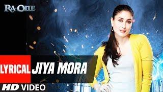 Jiya Mora With Lyrics | Ra.One | ShahRukh Khan, Kareena
