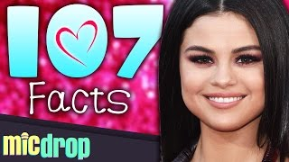 107 Selena Gomez Facts YOU Should Know (Ep. #55) -  MicDrop