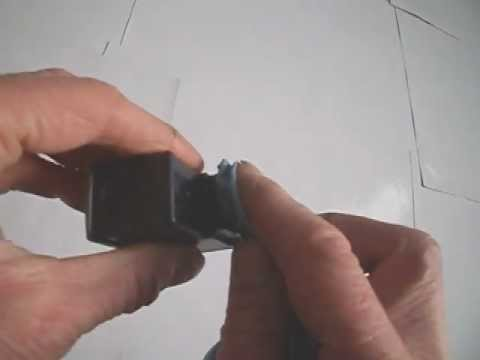 Metodi di pulizia cartucce inkjet bloccate secche o intasate