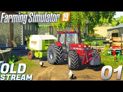 UN NOUVEAU DÉPART ! #1 | Farming Simulator 19