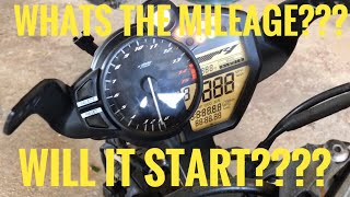 How to rebuild a wrecked Yamaha R1 part 5