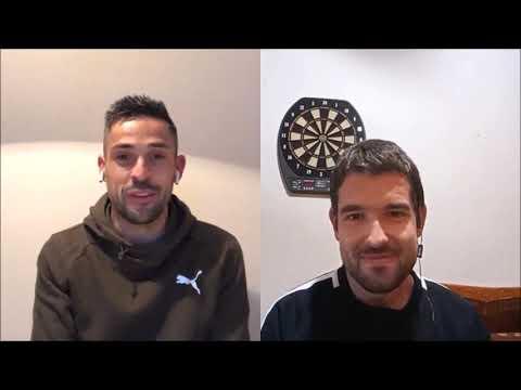 Entrevista a MACHOTE tras cumplir 300 partidos con la SD Borja / Fuente YouTube SD Borja