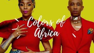 Colors of Africa - Mafikizolo Ft. Diamond Platnumz & Dj Maphorisa (Official Video)