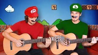 Jump Up, Super Star! (Super Mario Odyssey cover)