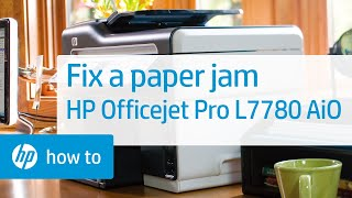 hp officejet pro 8720 all-in-one printer paper jam - TH-Clip