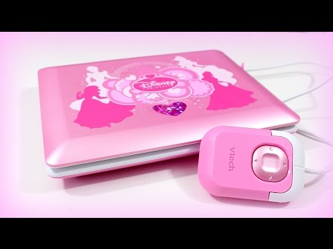 Disney Princess Lerncomputer von VTech - Youtube Kindervideos Kinderkanal