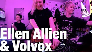 Ellen Allien and Volvox - Live @ The Lot Radio 2017