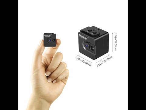 How to Use T16 Mini Hidden Camera