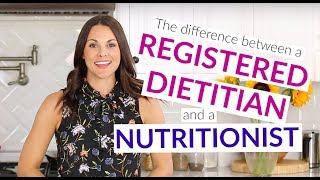 Registered Dietitian vs. Nutritionist: The Difference Is Evidence-Based Practice