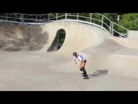 Lauren Canoura Atlantic Beach Bowl Skate Park