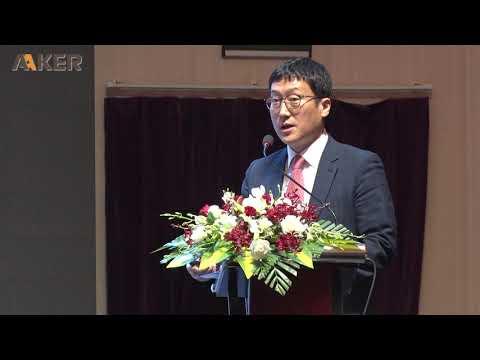 Hội thảo 3 DIỄN ĐÀN CÔNG NGHỆ VÀ NĂNG LƯỢNG VIỆT NAM NĂM 2019 - Ông Sang – Hoon Lee