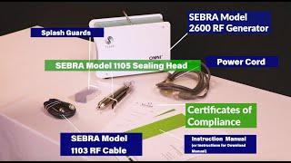 SEBRA Model 2600 Unboxing