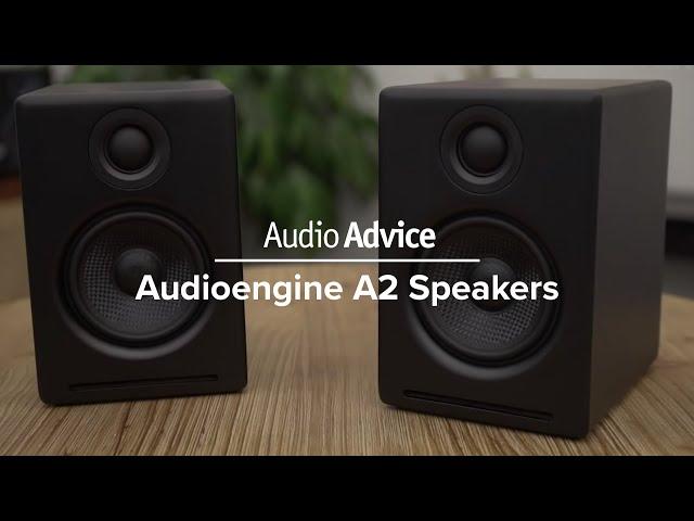 Video of Audioengine A2+ Wireless