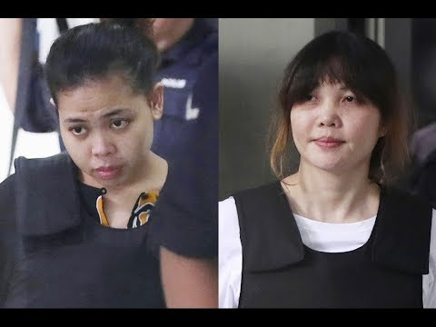 Jong-nam murder trial: Tests show Siti Aisyah, Doan not exposed to VX