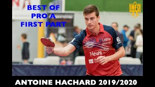 Antoine Hachard | BEST OF PRO A FIRST PART | 2019/2020