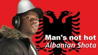 Big Shaqir - Shqipe's Not Hot (Big Shaq - Man's Not Hot - Albanian Shota Edition)