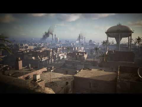 Six Days in Fallujah : L'architecture procédurale