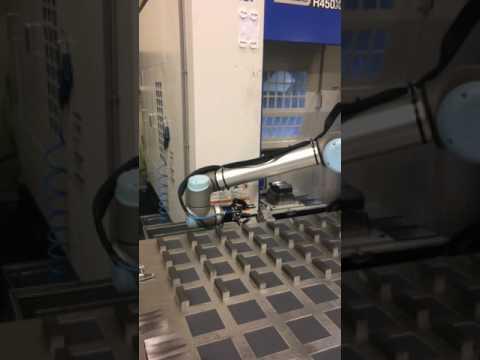 Nieuwe machine