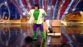 More Auditions Week 1  Hulk In A Box - Britain's Got Talent - Viewer.flv