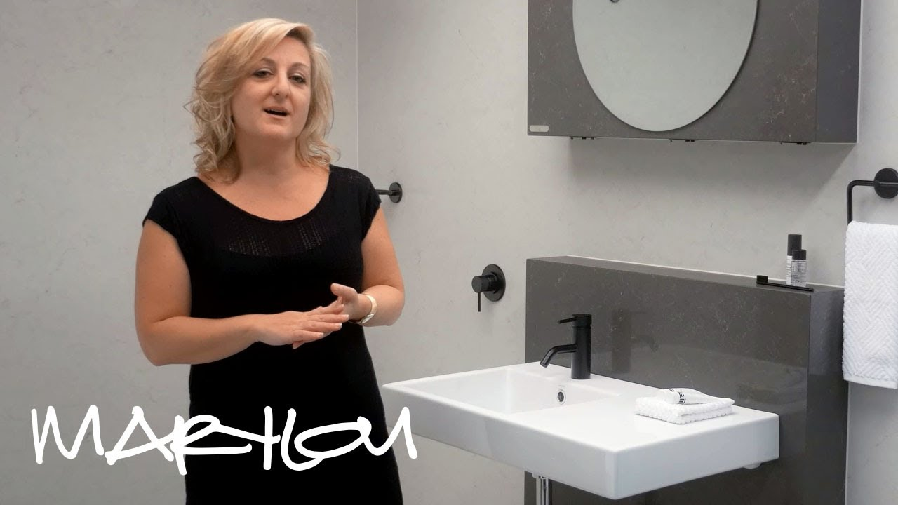 Urbane Basin Mixer-Black Product Video